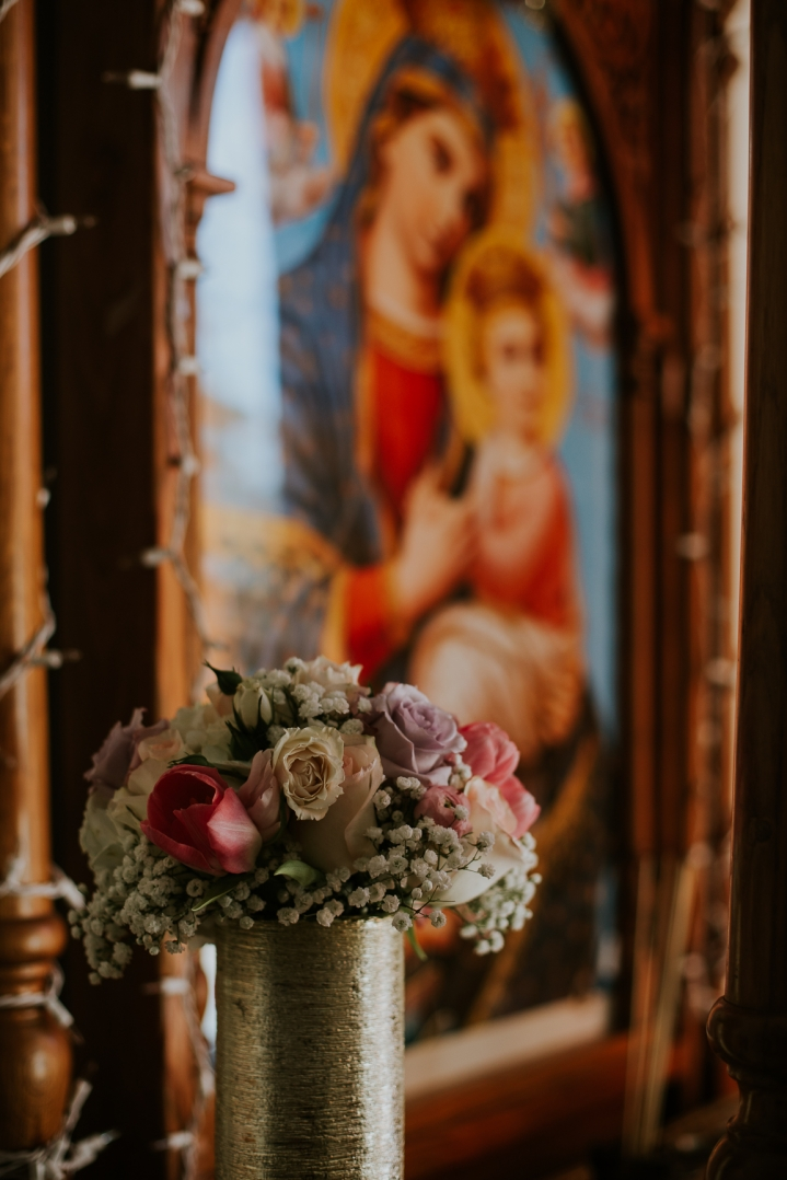 flowers for coptic engagement ceremony